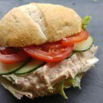 Broodje tonijn